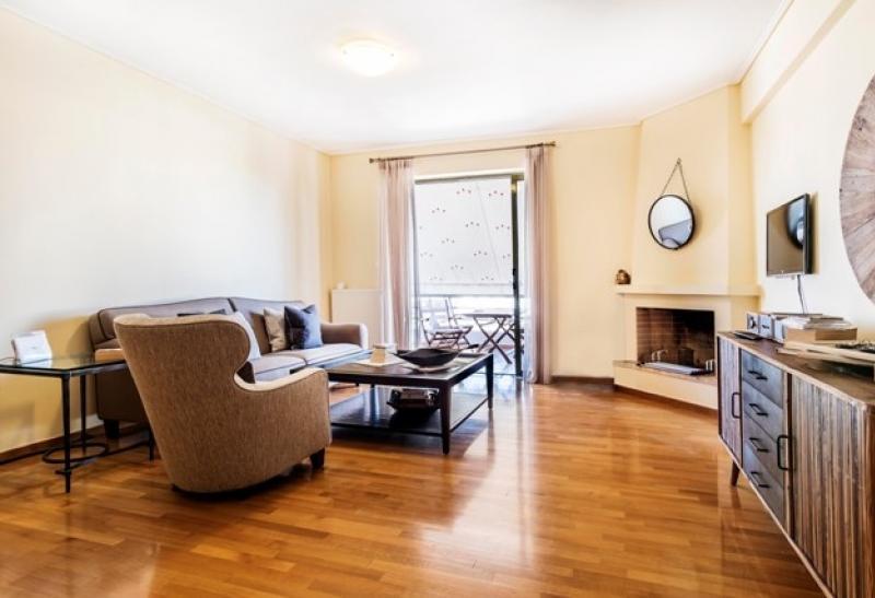 Предлагаются к продаже 2-ве квартиры в районе Халандри в Афинах